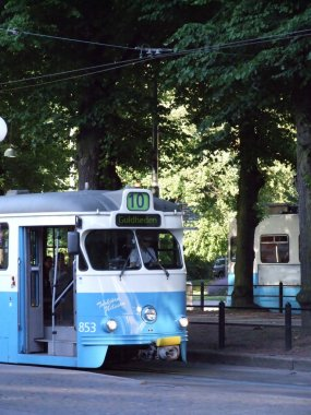 Gothenburg tram 03