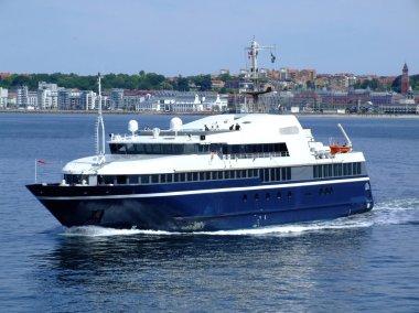 Helsingborg passenger ferry boat 02