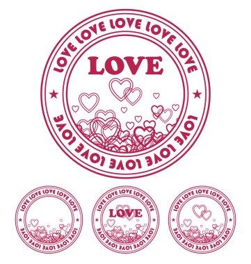 Emblem by day of Valentine 1