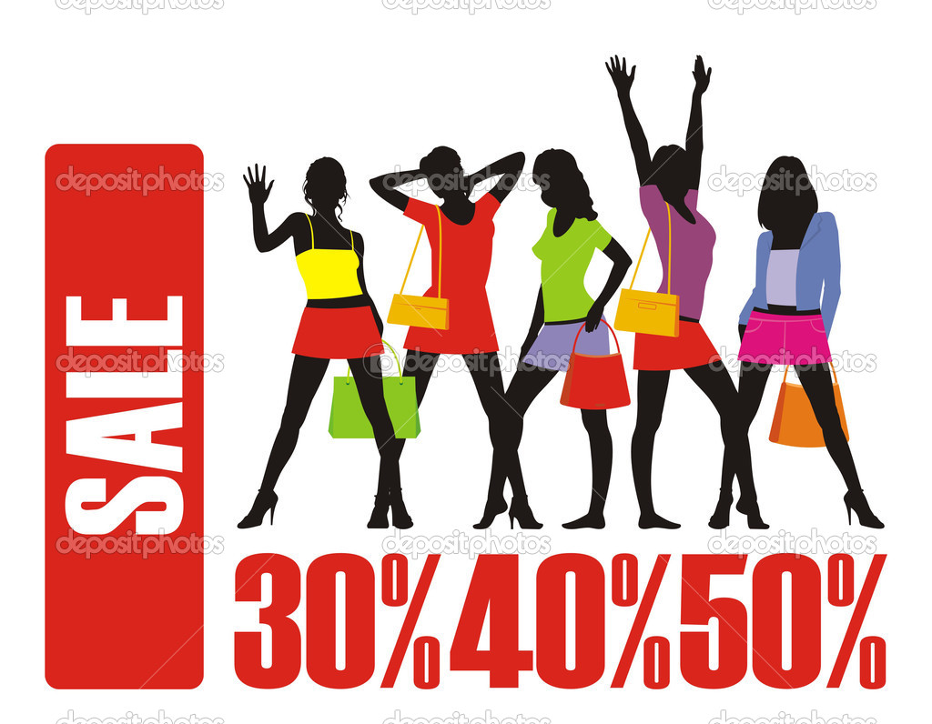 The big sale 3 stock vector andrey76 2233583 for Photographs for sale online
