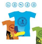 t-shirt per sport estremi 2