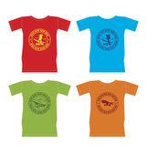 Fotografia t-shirt per sport estremi 3
