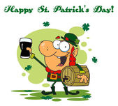 Happy st patricks den pozdravu
