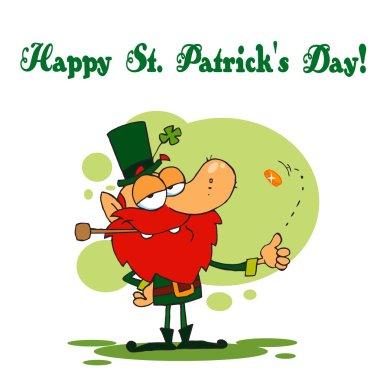 Happy St Patricks Day Greeting