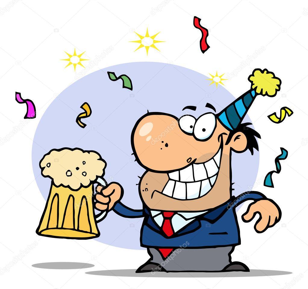 Imagenes de feliz cumpleanos para hombres borrachos