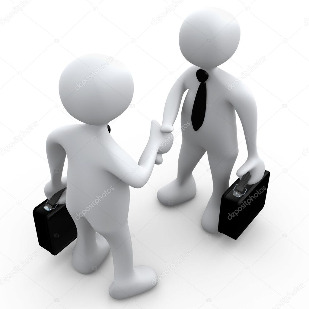 Business-Vertrag — Stockfoto #2618303