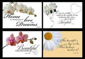 4 inspirational vectors