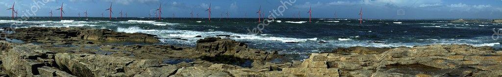 Wind mill storm