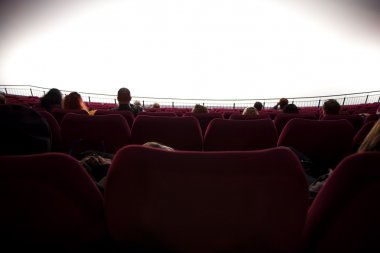 in theater