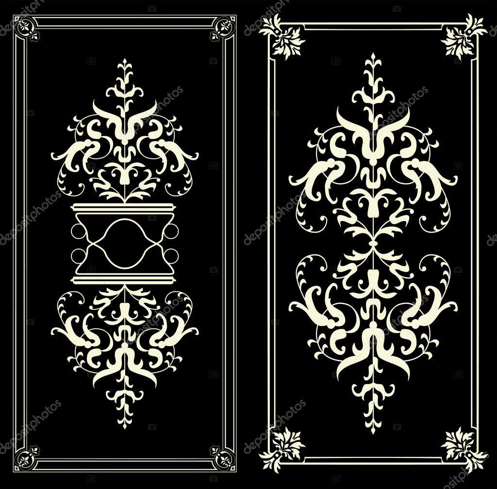 Ornament clipart vector