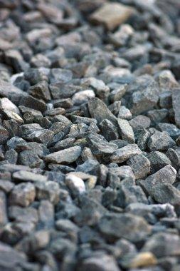 Gravel in several variations