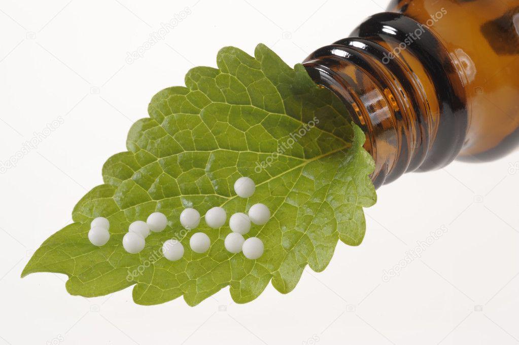 Homeopathic alternative medicine
