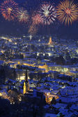 Fotografie Silvester Feuerwerk