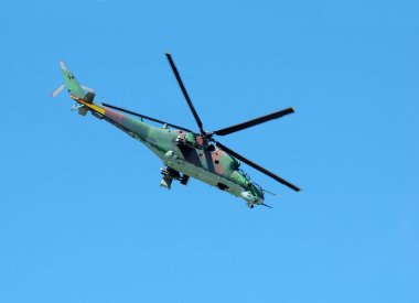 Helicopter Mi-24