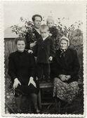Szovjet család