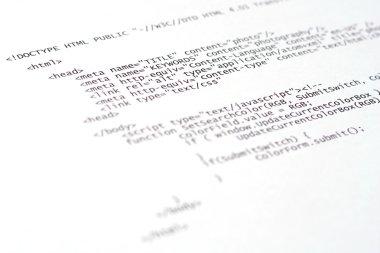 Internet html code