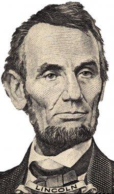 Lincoln's portrait