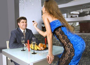 Appointment at restaurant