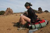 Turismus v poušti