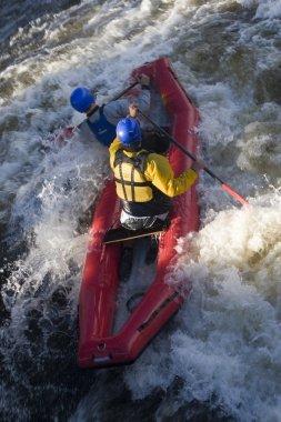 Wild water training