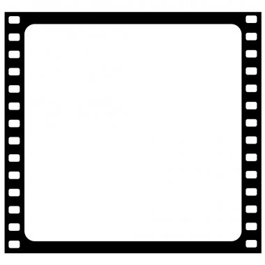 Vector film frame