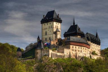 Karlstej - famous gothic castle