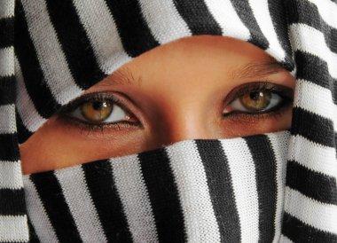 Arabic beauty eyes