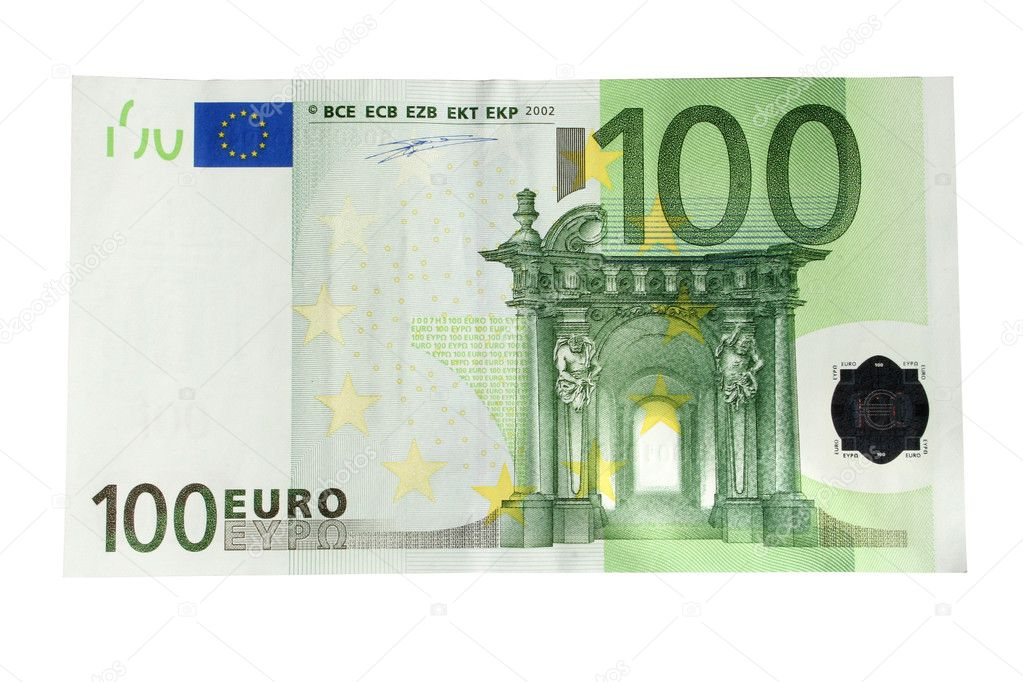 100 euro banknote stock photo indiansummer 2312705 for Canape a 100 euros