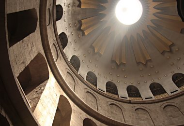 Dome of Holy Sepulchre Church