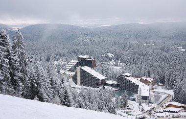 Hotel complex on ski resort Bulgaria