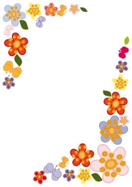 Flower Vignette