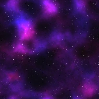 Sl night sky