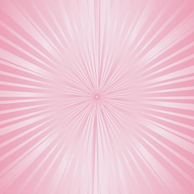 Sunburst pale pink