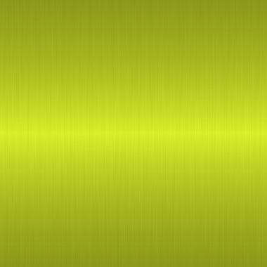 Yellow green brushed