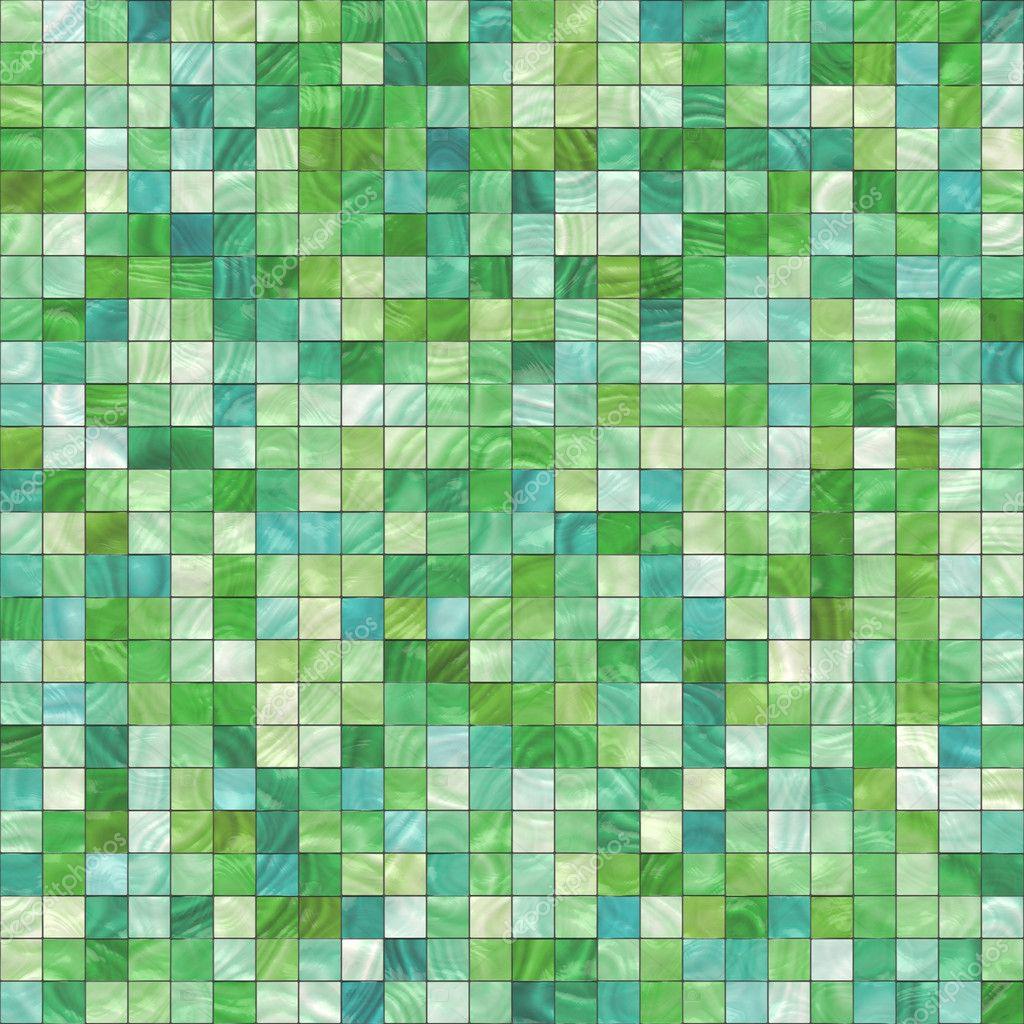 kis zöld csempe — Stock Fotó © hospitalera #2512633