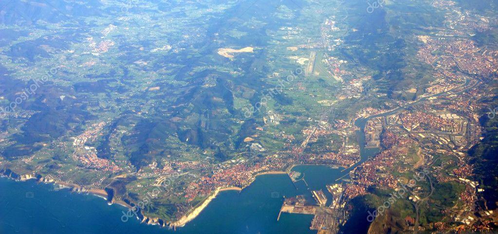 Bilbao Aerial