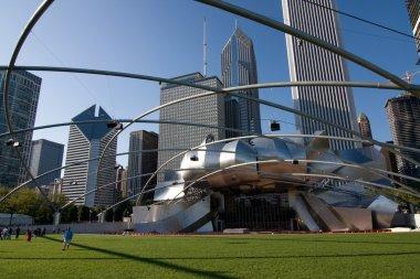 Millenium park, Chicago, Illinois