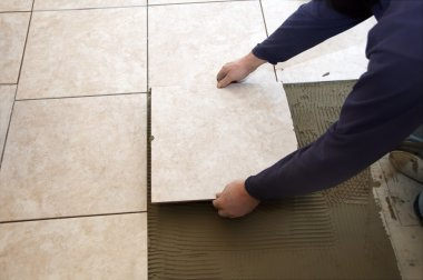 Ceremic Tile Installation