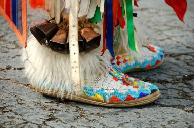 Native American Boots