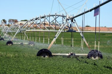 Farm Sprinkler System