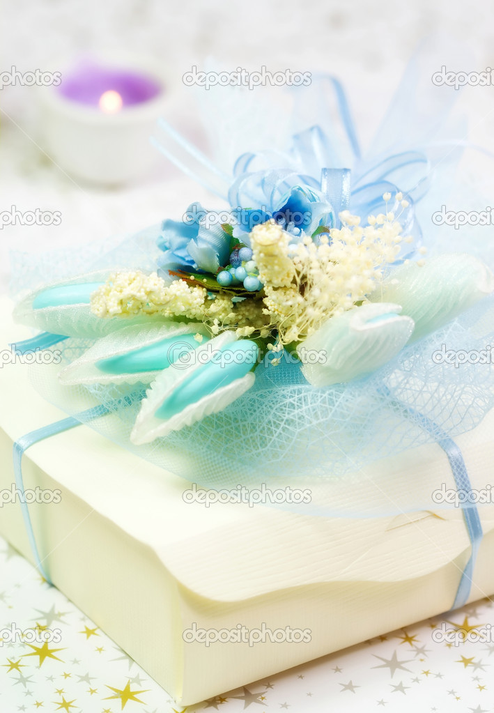 Romantic gift boxes