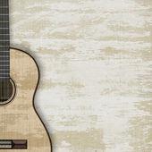 Jazz background guitar