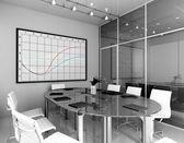 3D činí z moderní kancelář.