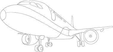 Plane contour