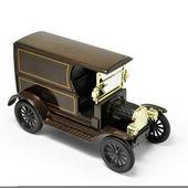 antik autó modell