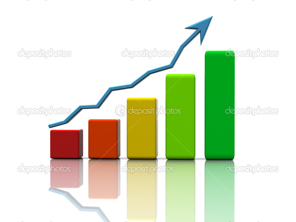 business growth chart graph   hijab fashion