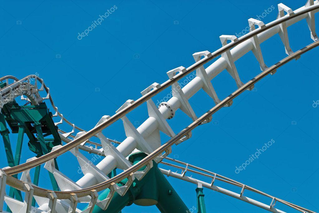 Coaster construction