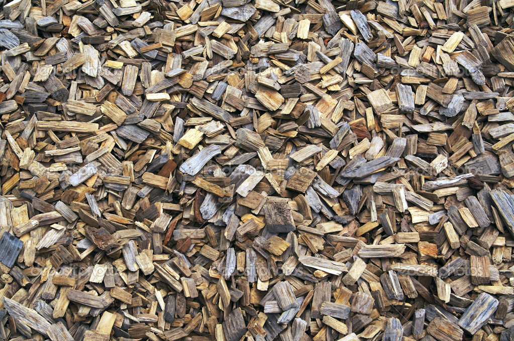Background of Landscaping Wood Chips– stock image - Background Of Landscaping Wood Chips — Stock Photo © Feverpitch #2349835