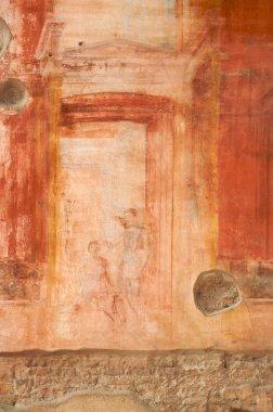 Fresco Ruins of Pompeii