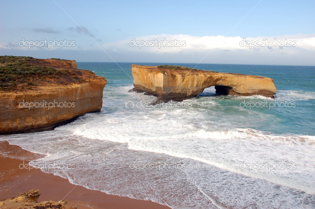 London Bridge at Great Ocean Road